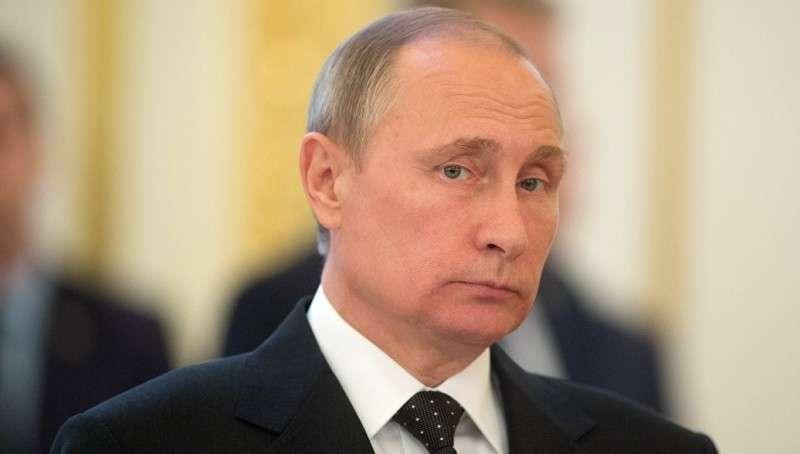 Юмор: у Владимира Путина обнаружили тайное вакуумное оружие