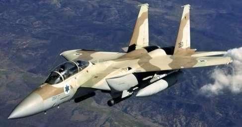 Израильские террористы нанесли ракетные удары по пригороду Дамаска