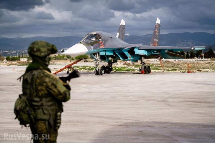 Сирия: стало известно, откуда дроны атаковали базу Хмеймим