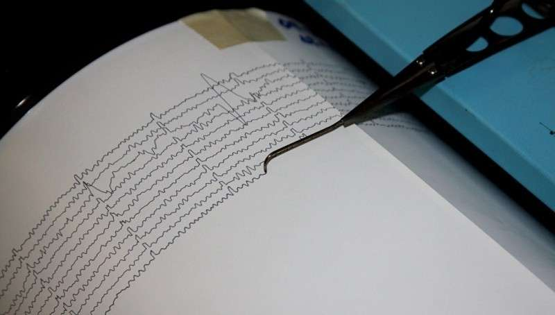 У побережья Гондураса в Карибском море произошло сильное землетрясение