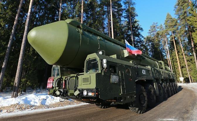 Ядерный «Курьер» Владимира Путина: 10 минут– и США в руинах