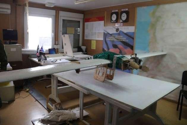 Подробности о беспилотниках, атаковавших базу Хмеймим