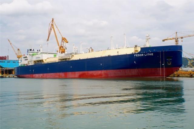 Франция получила партию российского газа с завода «Ямал СПГ»