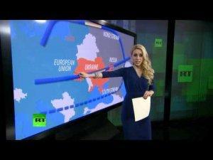 Вариант развития кризиса в Украине по мнению «Стратфора»