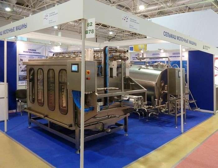 ВКирове налажен выпуск широкого ассортимента продукции для предприятий молочной промышленности