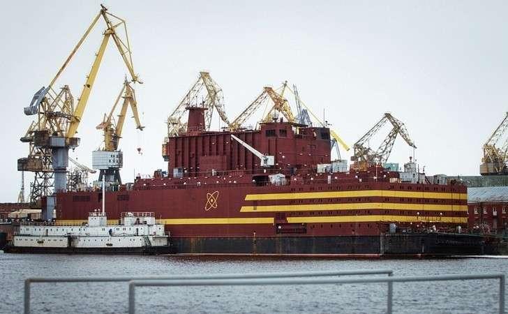 Госэкспертиза одобрила создание первой вРоссии плавучей АЭС