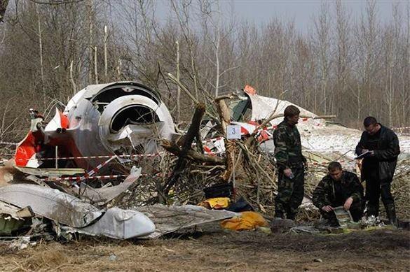 Поляки не успокоятся и продолжают расследовать катастрофу Ту-154 под Смоленском