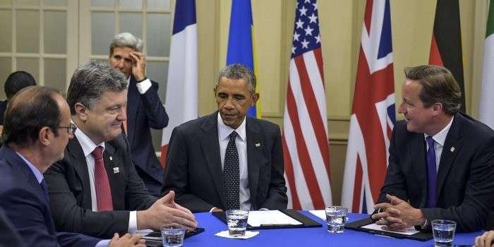 «НАТО-шоу» - любимая юмористическая передача Путина?