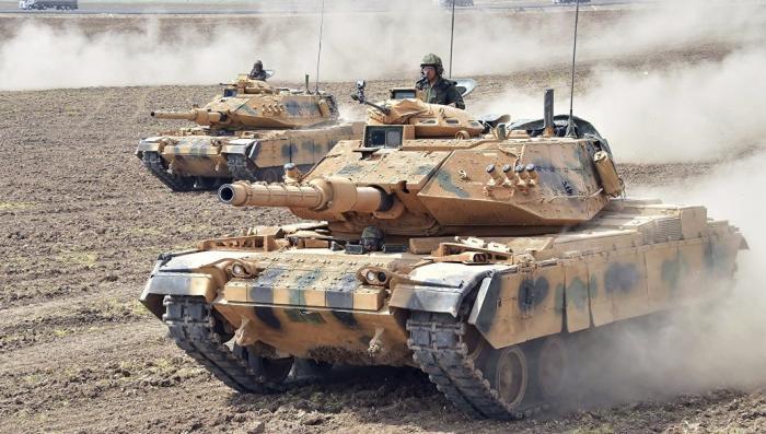 Турция хочет разбить курдов – американских союзников в Сирии