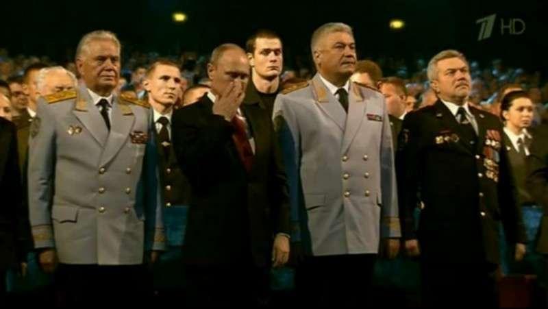 Иностранцы: «Путин заплакал... Как же все-таки Россия отличается искренностью от запада»