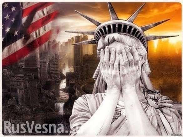 Американская цивилизация начала свою деградацию еще 60 лет назад | Русская весна