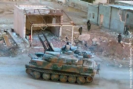 Сирия, Идлиб. Провалы армии объясняются операцией в «заповеднике гоблинов»