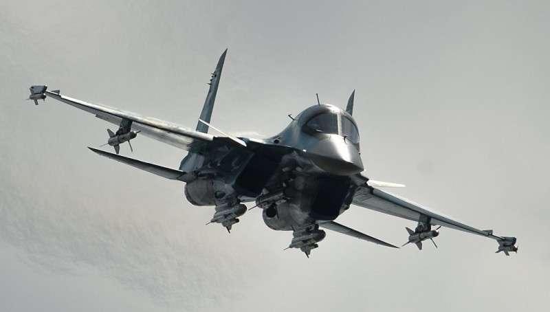 Как современные боевые самолеты России будут вскрывать ПВО НАТО