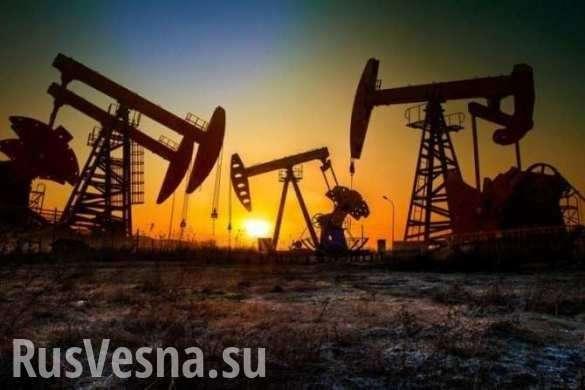 Цена нефти взлетела уже выше $70 за бочку | Русская весна