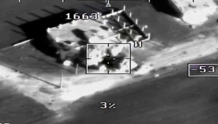 Российские войска уничтожили американских наёмников, напавших на Хмеймим