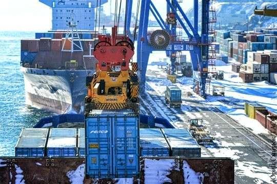 Российское портовое хозяйство вызывает зависть у соседей