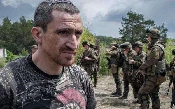 Еврейский инструктор украинских карателей: все думали, что Россия завязнет в Сирии