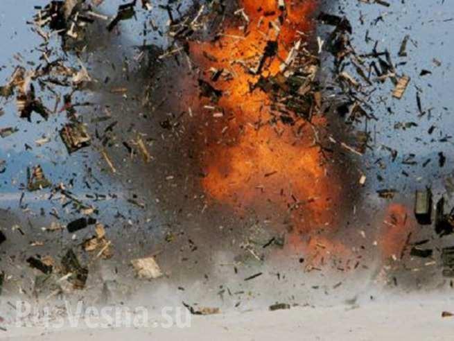 ДНР: БРДМ карателей ВСУ разорвало накуски, шансов выжить небыло