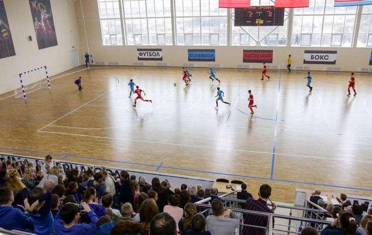 Вподмосковном Лыткарино открылся Дворец спорта