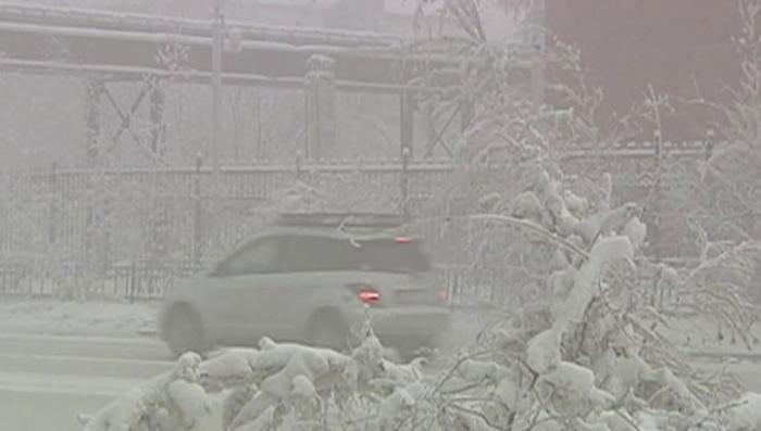 Якутия в ближайшее время ждёт 62-градусный мороз