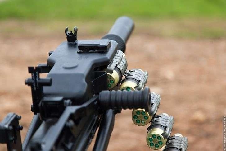 Российская армия начала общевойсковую эксплуатацию нового гранатомёта АГС-40 «Балкан»