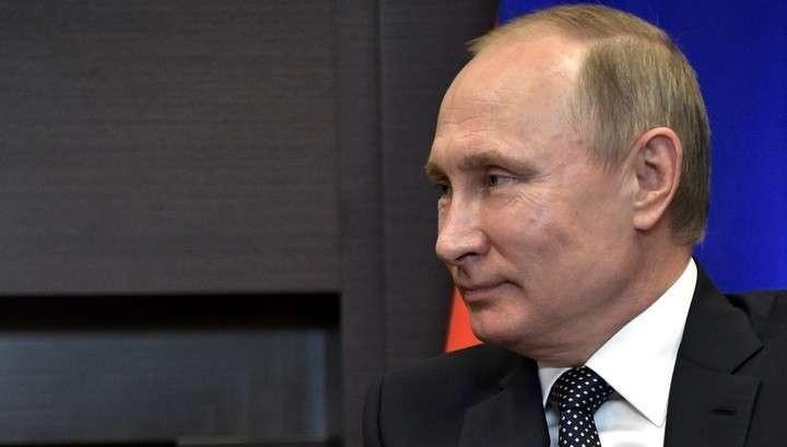 Избирательный штаб Владимира Путина собрал более полумиллиона подписей