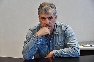 У Павла Грудинина, как у полковника Захарченко, вдруг нашлись 7,5 миллиарда рублей!