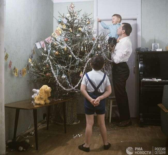 Новый год в СССР: как это было сорок лет назад. Разоблачительный фельетон