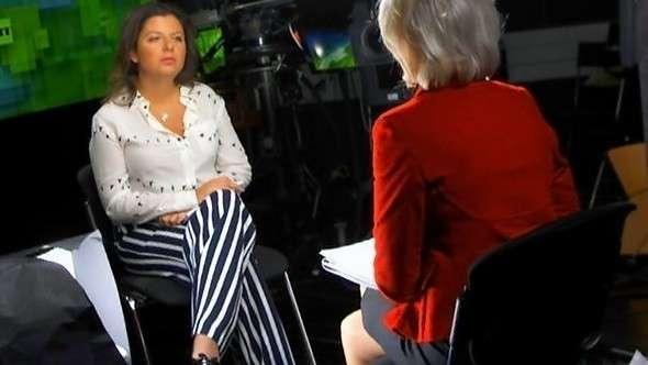 Иностранцы об интервью Маргариты Симоньян каналу CBS: