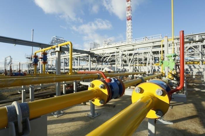 В Волгоградской области реализуется инвестиционный проект в сфере добычи газа