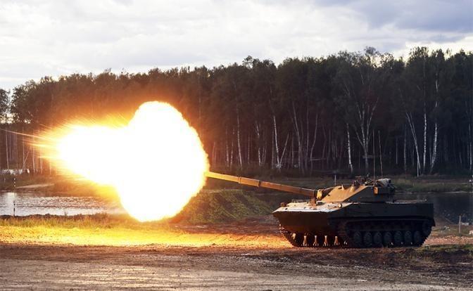 Пентагон: задавим русскую десантуру нашей броней и огнём