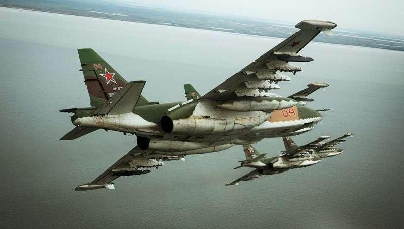Самые грозные штурмовики России, стоящие на вооружении