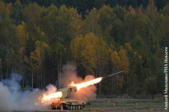 Новейшая русская огнеметная система вызывает ряд претензий