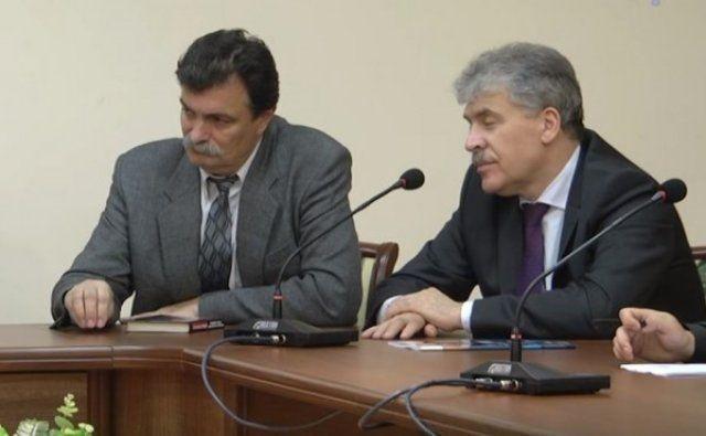 Разбор предвыборной программы «20 скачков Павла Грудинина»