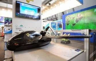Новый беспилотник на воздушной подушке «Чирок» совершит первый полёт в 2015 году