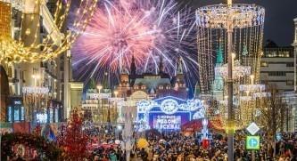 В Москве завершился главный зимний фестиваль «Путешествие в Рождество»
