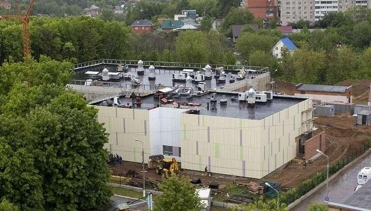 Онкорадиологические центры вПодольске иБалашихе Московской области введены вэксплуатацию