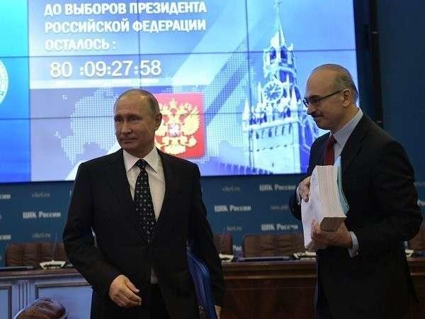 Владимир Путин для своей агитации использует старые проверенные методы борьбы