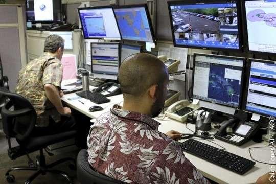 Жители США пережили 38 минут паники