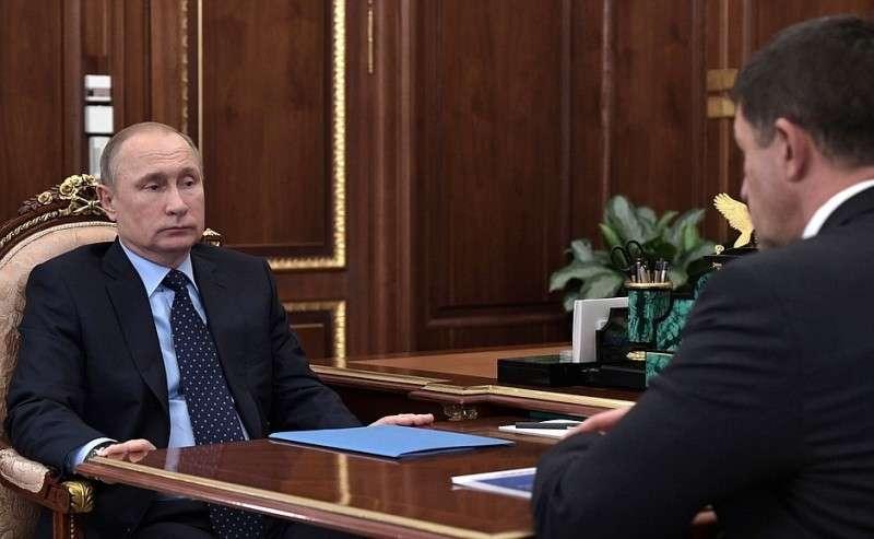 Встреча спрезидентом ПАО «Ростелеком» Михаилом Осеевским.