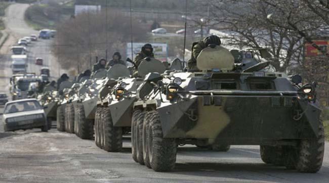 Украина: новая старая тактика наёмников