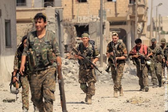 Пиндостан вызвался строить на территории Сирии новое государство