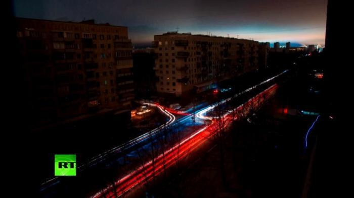 В Казани больше 100 тысяч человек остались без электричества