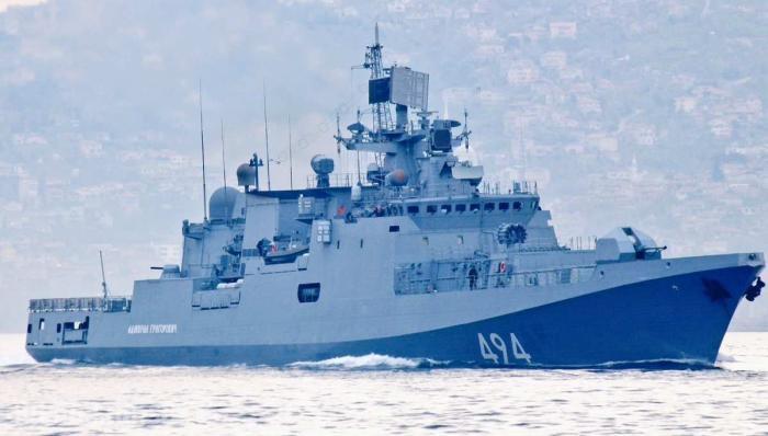 Русские фрегаты теперь не остановить. Импортозамещение украинского ВПК