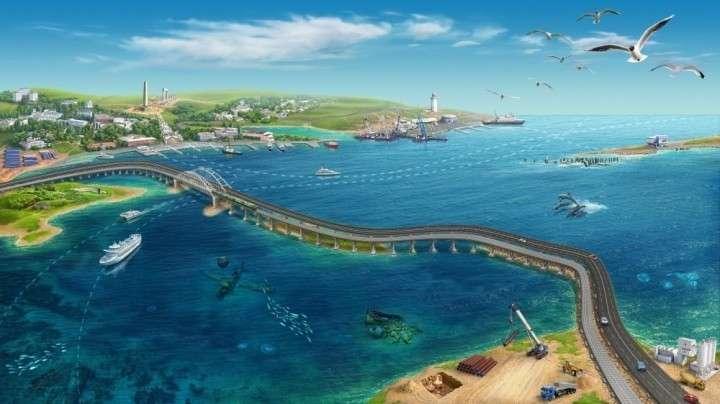 4 млн человек в год смогут приезжать в Крым по железной дороге через Крымский мост