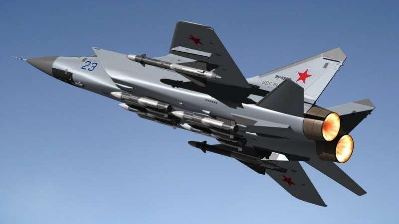 Почему истребители-перехватчики МиГ-31 участили сверхдальние полёты?