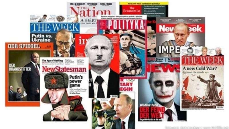 Сионисты единомыслием в СМИ надеются удержать Европу под пятой США