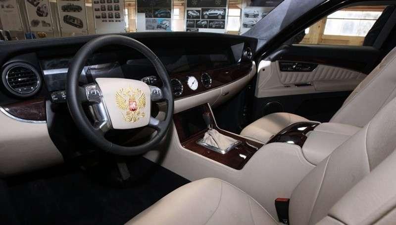 Названа стоимость автомобиля проекта «Кортеж» и дата поступления в свободную продажу