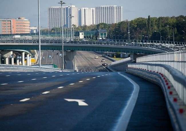 В Москве открылся новый участок Северо-Восточной хорды