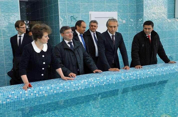 В г. Муравленко (ЯНАО) открылся новый детский сад
